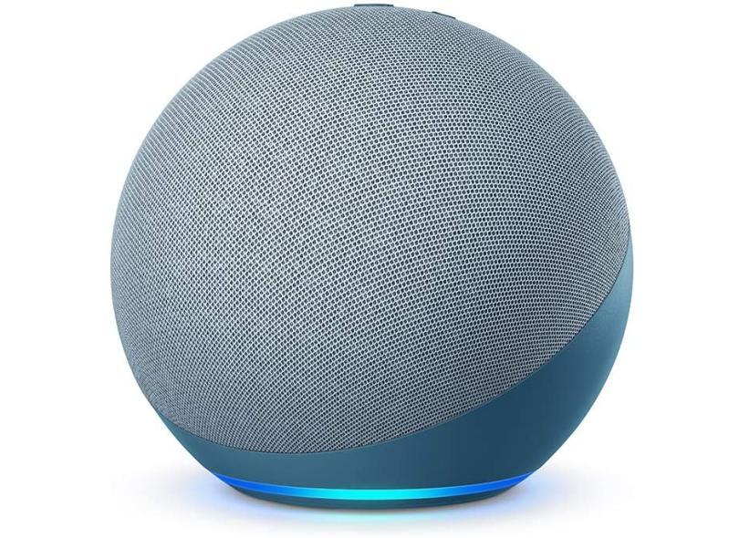 Smart Speaker Amazon Echo 4ª geração Alexa
