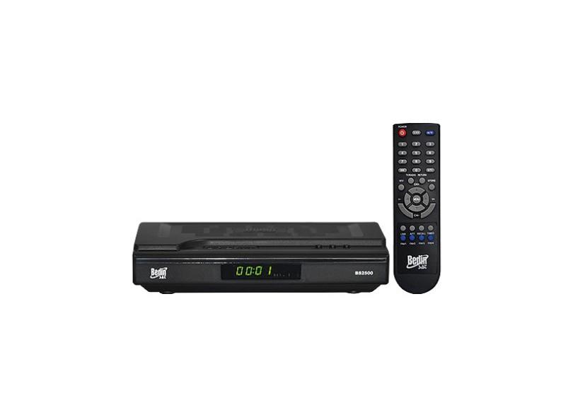 Receptor de TV Analógico BS2500 BedinSat