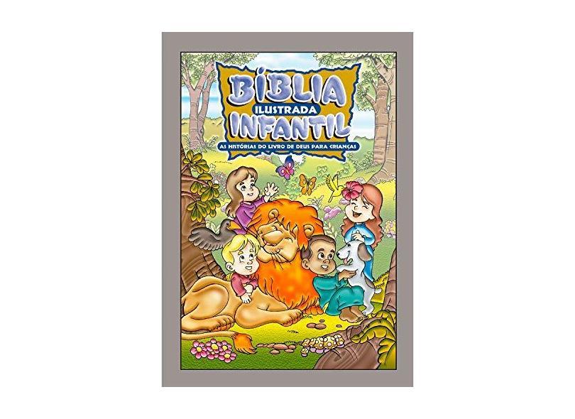 Bíblia Ilustrada Infantil - Geográfica (ed) - 7897185899030