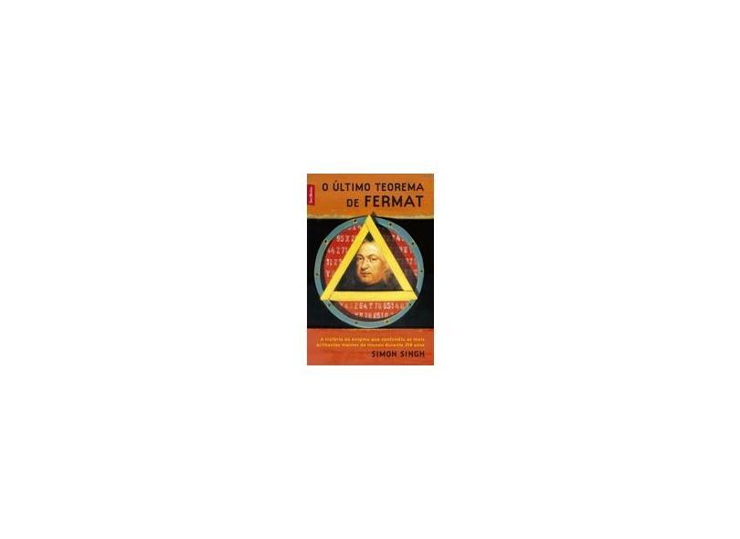 O Último Teorema de Fermat (Edição de Bolso) - Simon Singh - 9788577994281