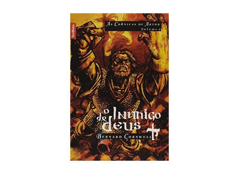 O Inimigo De Deus - As Crônicas De Artur - Vol. 2 - Edição De Bolso - Bernard Cornwell - 9788577994656