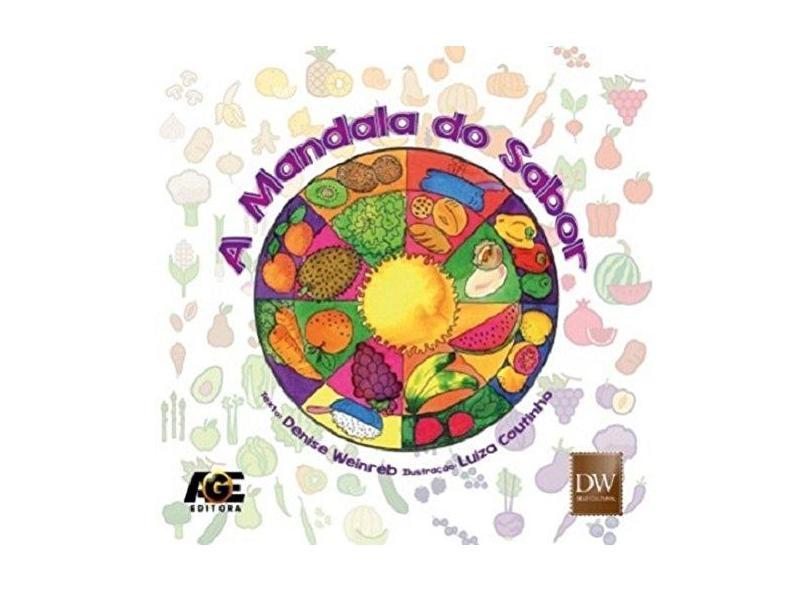 A Mandala do Sabor - Denise Weinreb - 9788583433774