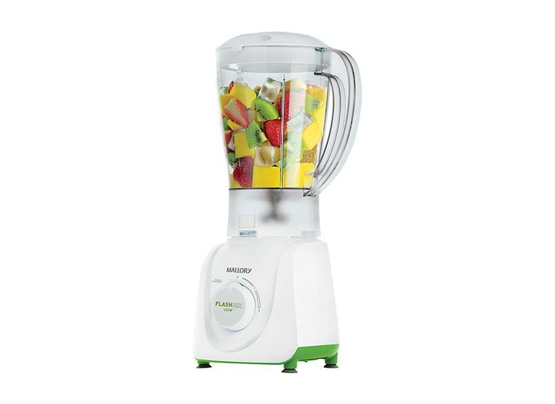 Liquidificador Mallory Flash Mix 2.1 l 450 W