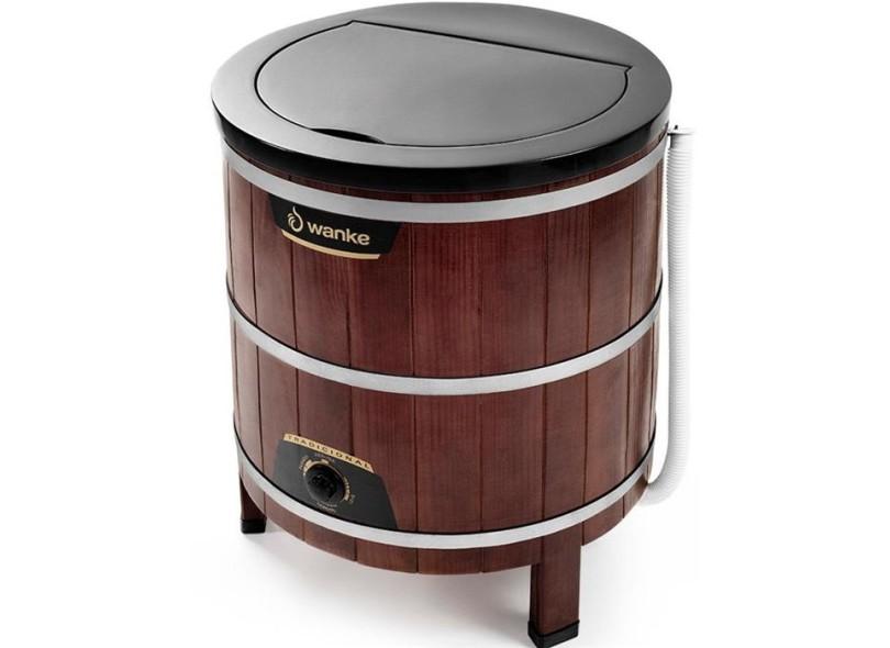 Lavadora Semiautomática Wanke 5kg Tradicional