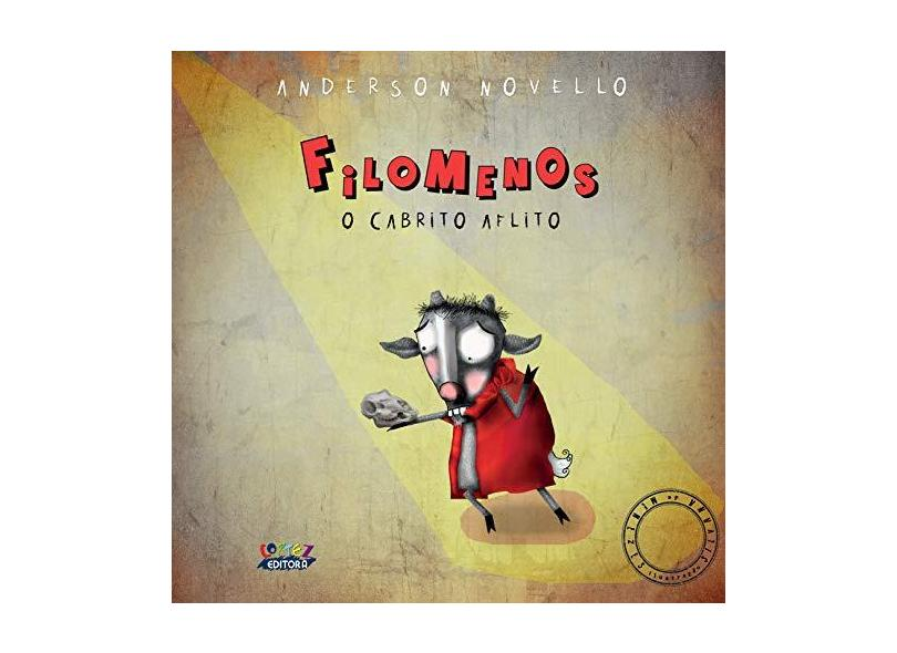 Filomenos. O Cabrito Aflito - Anderson Novello - 9788524926983