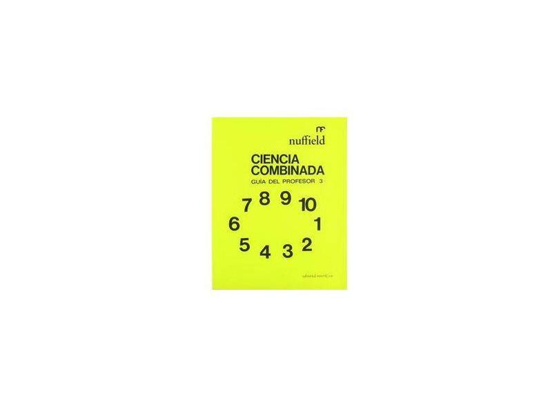 Guía del Profesor 3 - Nuffield - 9788429142037