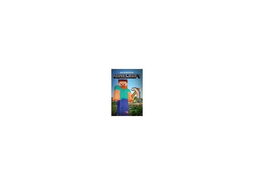 Guia do Mestre em Minecraft - Pocket - André Juracy - 9788579309960