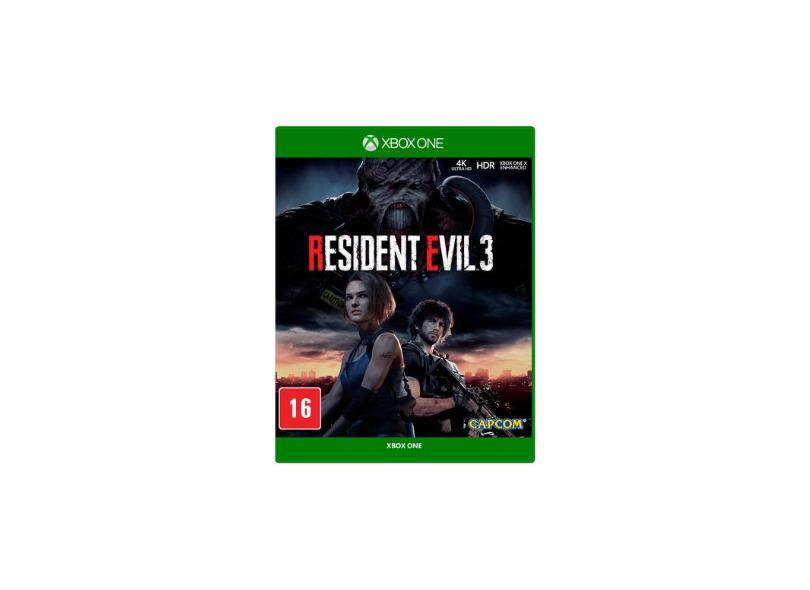Jogo Resident Evil 3 Xbox One Capcom