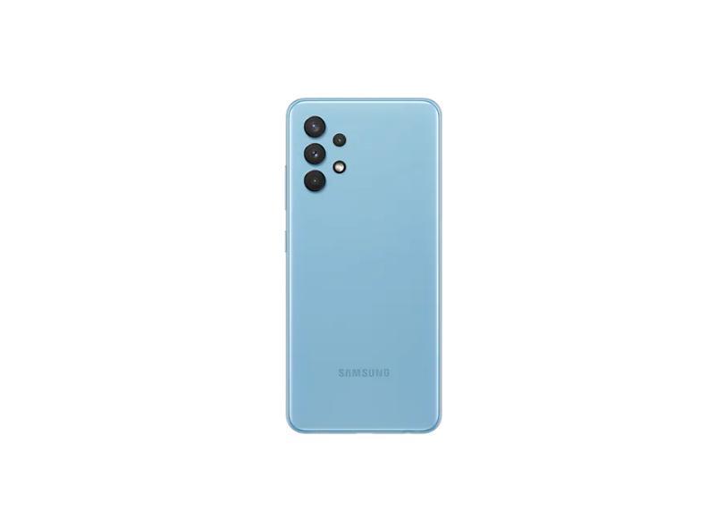 Smartphone Samsung Galaxy A32 SM-A325M 128GB Câmera Quádrupla 2 Chips Android 11