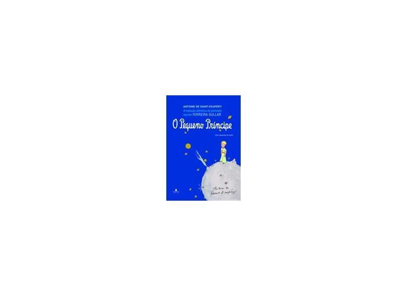 O Pequeno Príncipe - Ferreira Gullar - Antoine De Saint-exupéry - 9788522031467