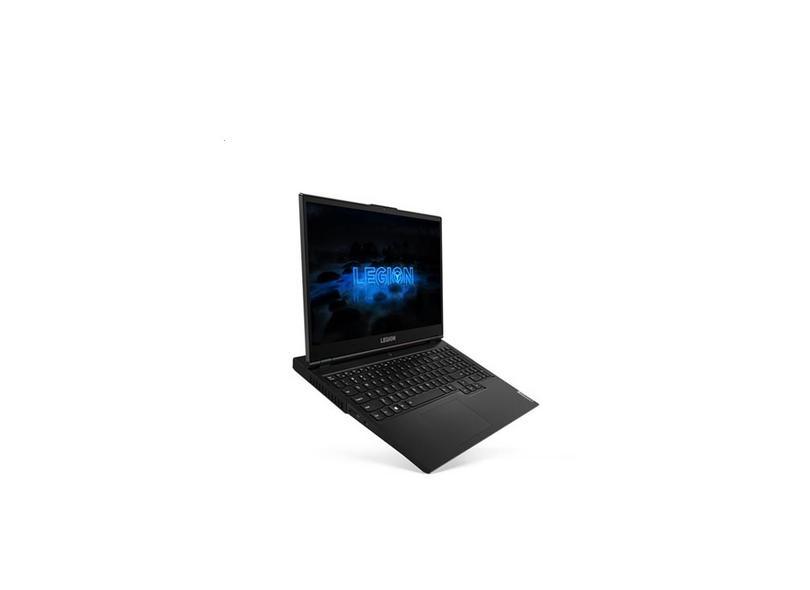 """Notebook Lenovo Legion 5i Intel Core i7 10750H 10ª Geração 16.0 GB de RAM 1024 GB Híbrido 128.0 GB 15.6 """" Full GeForce RTX 2060 Windows 10 82CF0004BR"""