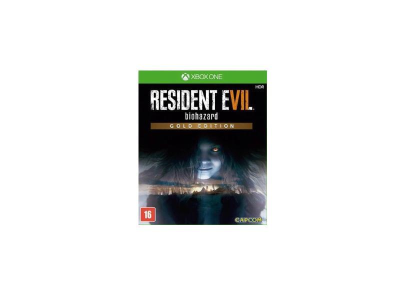 Jogo Resident Evil 7 Gold Edition Xbox One Capcom