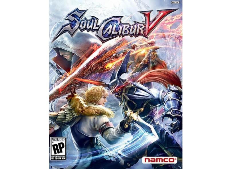 Jogo Soul Calibur V Bandai Namco PlayStation 3