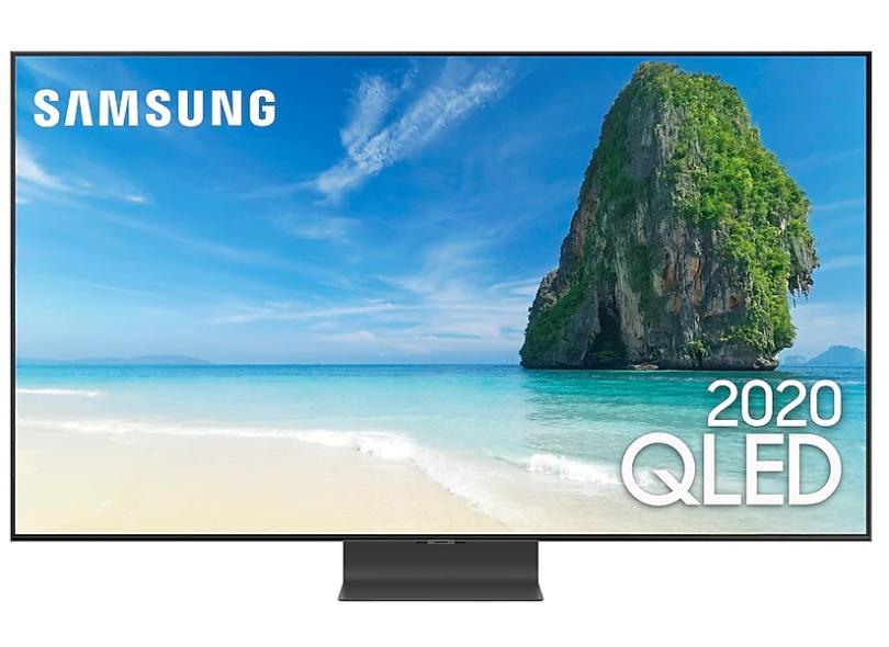 "Smart TV TV QLED 55 "" Samsung 4K HDR QN55Q95TAGXZD 4 HDMI"