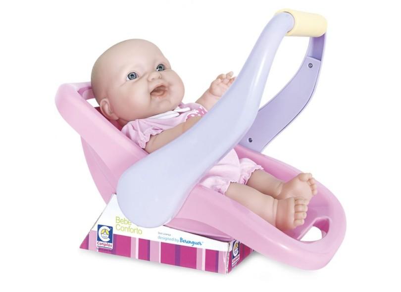Boneca Bebê Conforto Cotiplás