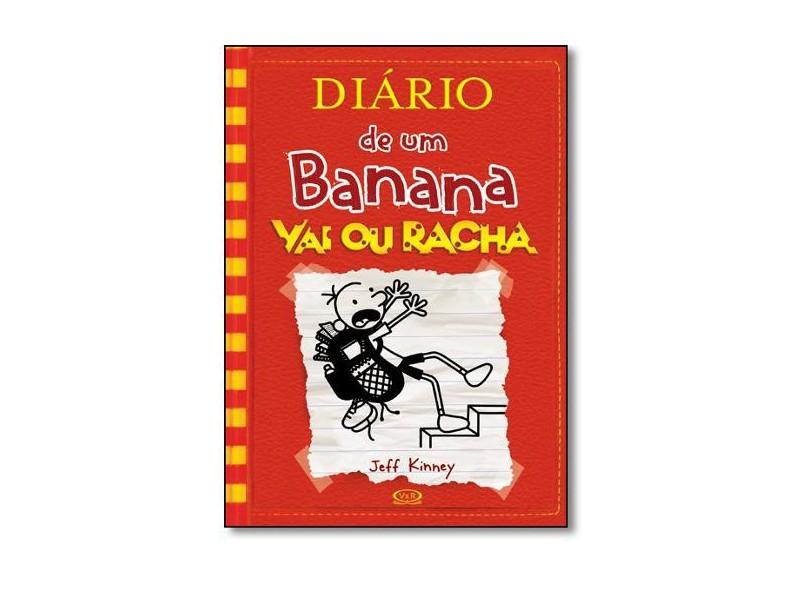 Diário de um Banana: Vai ou Racha - Vol.11 - Jeff Kinney - 9788550700601