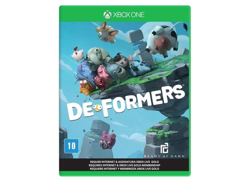 Jogo De-Formers Xbox One Ready at Dawn