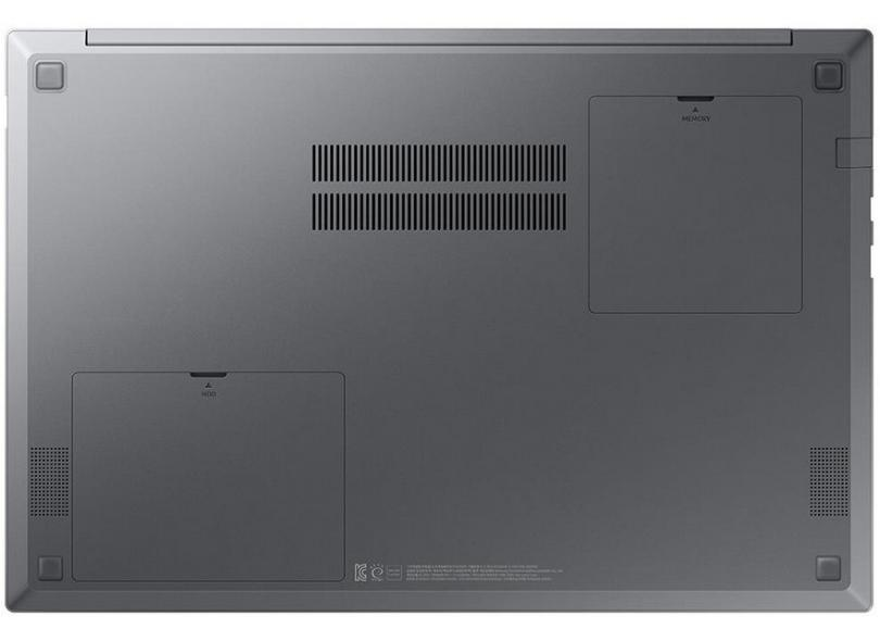 "Notebook Samsung Book Intel Core i3 1115G4 11ª Geração 4GB de RAM HD 1 TB 15,6"" Full HD Windows 10 NP550XDA-KT1BR"