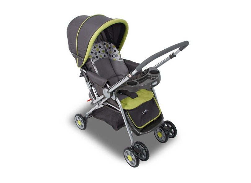Carrinho de Bebê Cosco Reverse Travel System