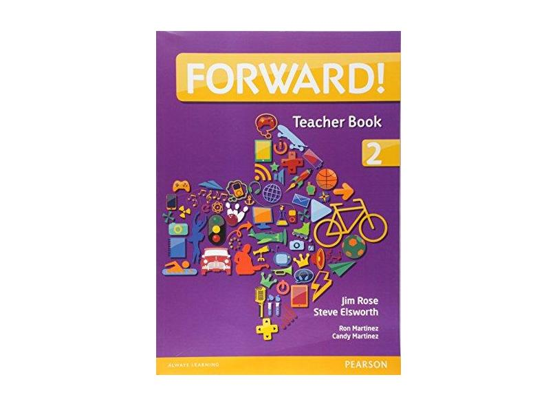 Forward! 2: Teacher Book + Multi-Rom - Jim Rose - 9788581438276