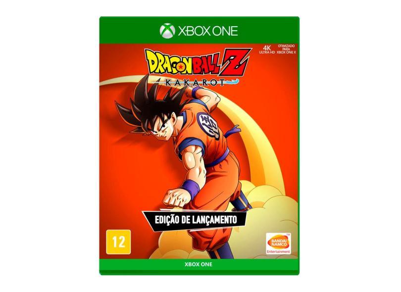 Jogo Jogo Dragon Ball Z: Kakarot Xbox One Aiam