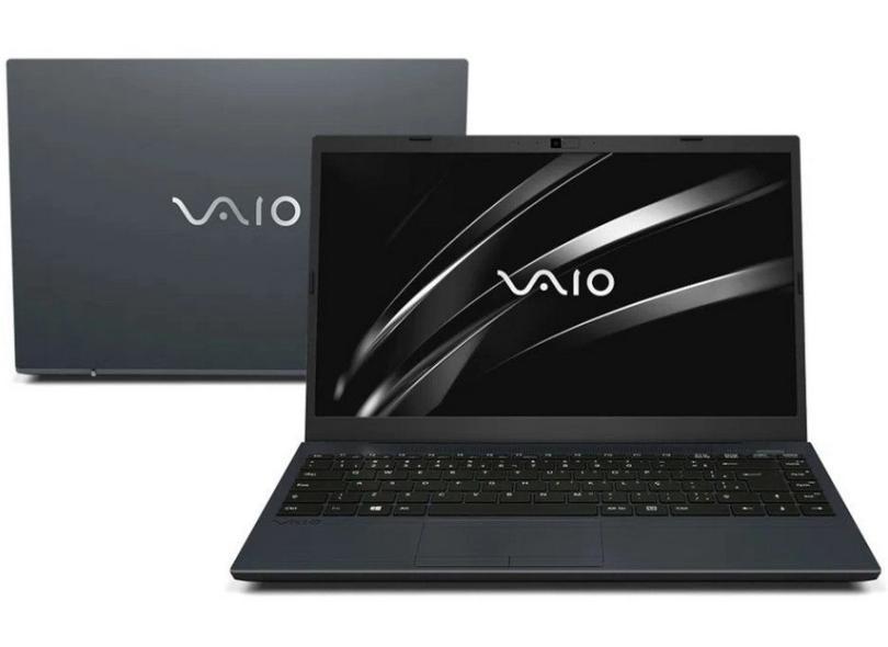 """Notebook Vaio FE14 Intel Core i3 1005G1 10ª Geração 4.0 GB de RAM 1024 GB 15.6 """" Full Linux VJFE43F11X-B0221H"""