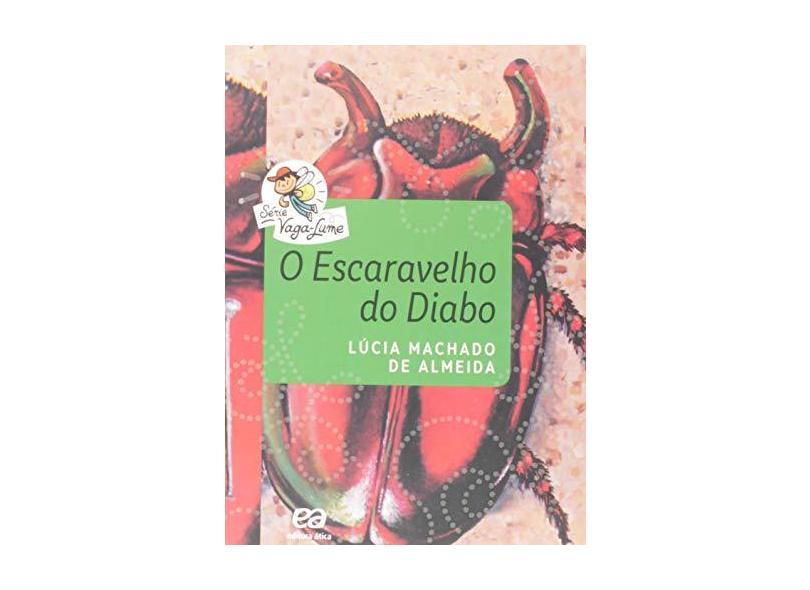 O Escaravelho do Diabo - Almeida, Lúcia Machado De - 9788508173532
