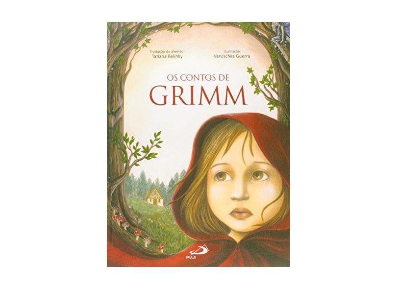 Os Contos de Grimm - Belinky, Tatiana - 9788534939836