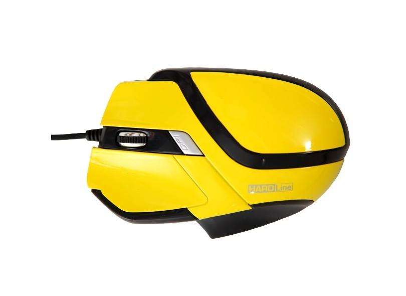 Mouse Óptico Gamer MS26 - Hardline