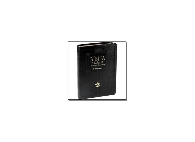 Bíblia Sagrada. Dicionário e Concordância - Vários Autores - 7899938402962