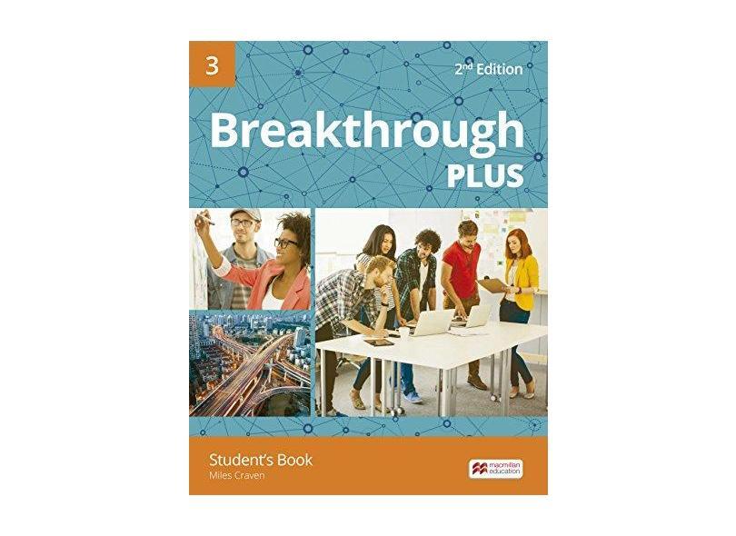 Breakthrough Plus 2Nd Student's Book Premium Pack-3 - Craven,miles - 9781380003188