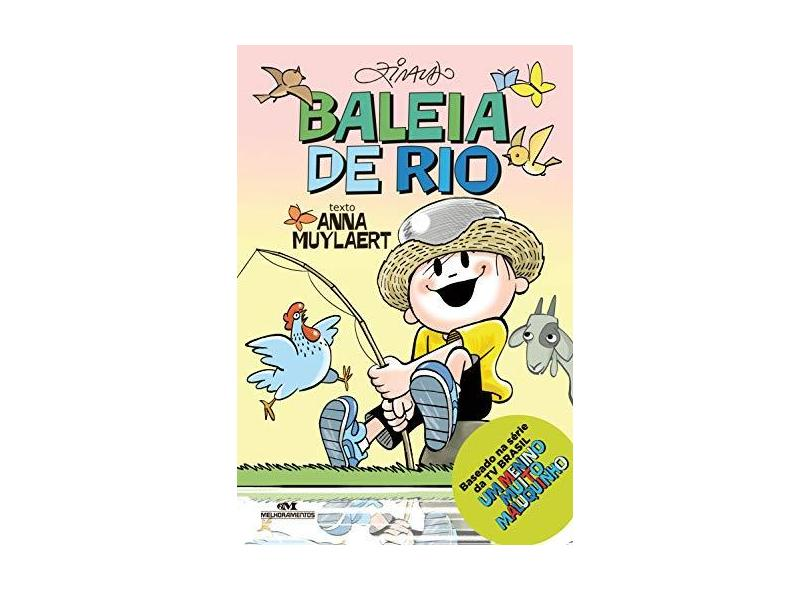 Baleia De Rio - Anna Muylaert; Ziraldo - 9788506071410