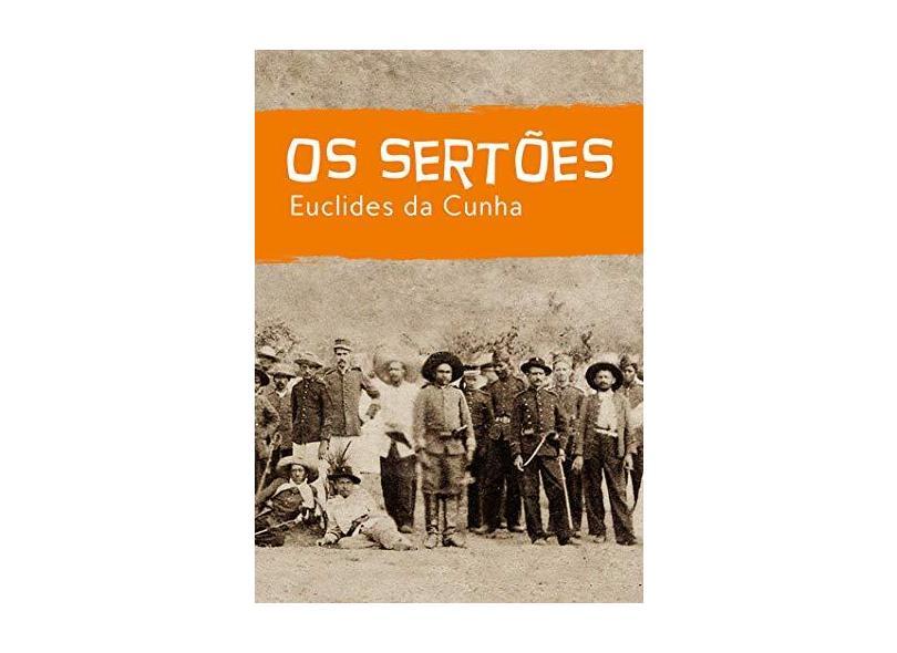 Os Sertões - Euclides Da Cunha - 9788544001295