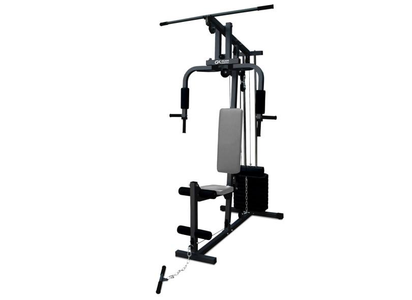 Estação de Musculação 25 Exercícios GK2000