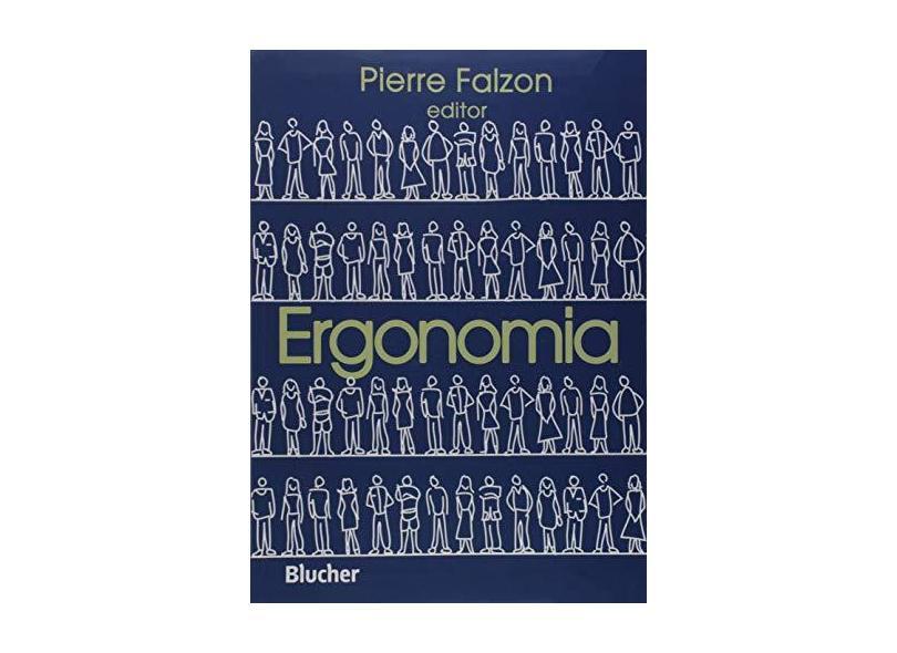 Ergonomia - Pierre Falzon - 9788521213468