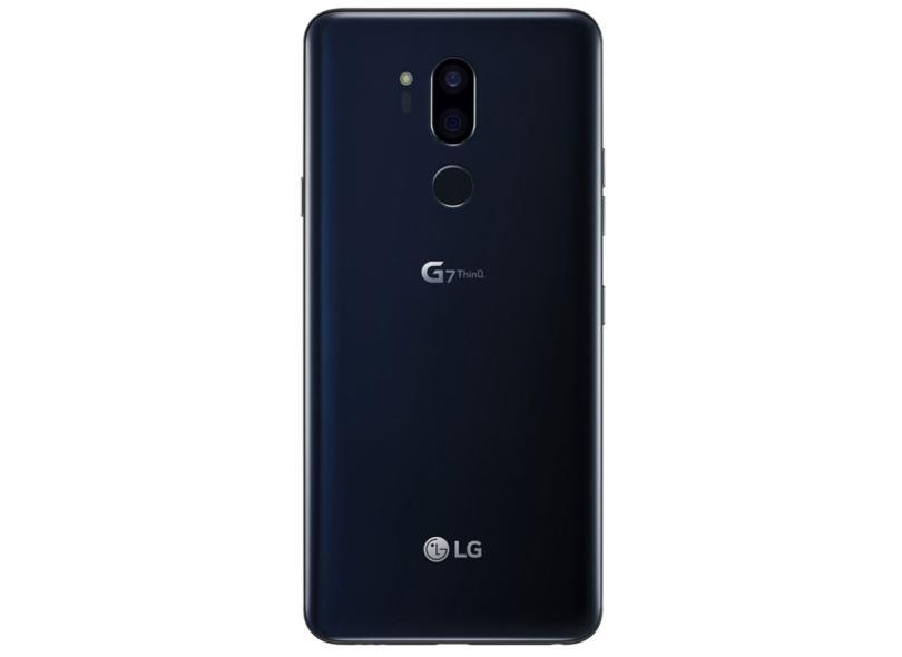 Smartphone LG G7 ThinQ 64GB Qualcomm Snapdragon 845 16,0 MP Android 8.0 (Oreo) 3G 4G Wi-Fi