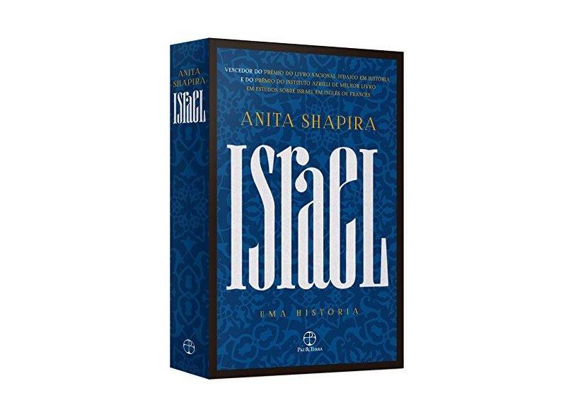 Israel. Uma História - Anita Shapira - 9788577533800