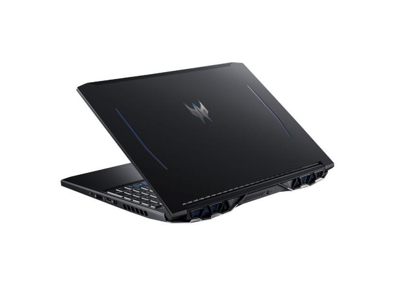 """Notebook Gamer Acer Predator Helios 300 Intel Core i5 10300H 10ª Geração 8 GB de RAM 1024 GB 256.0 GB 15.6 """" Full GeForce GTX 1660 Ti Windows 10 PH315-53-52J6"""