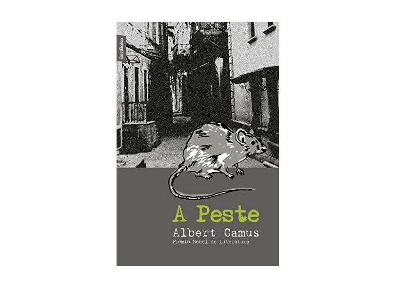 A Peste - Bestbolso - Camus, Albert - 9788577991181