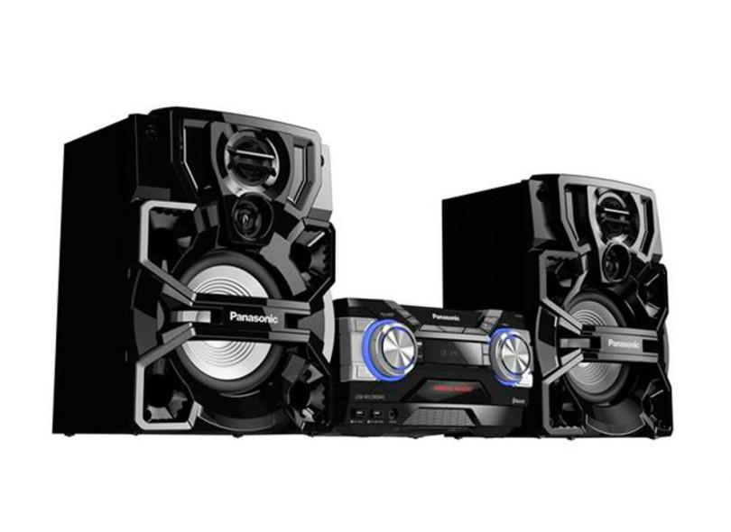 Mini System Panasonic SC-AKX700LBK 1800 W Bluetooth Wi-fi USB