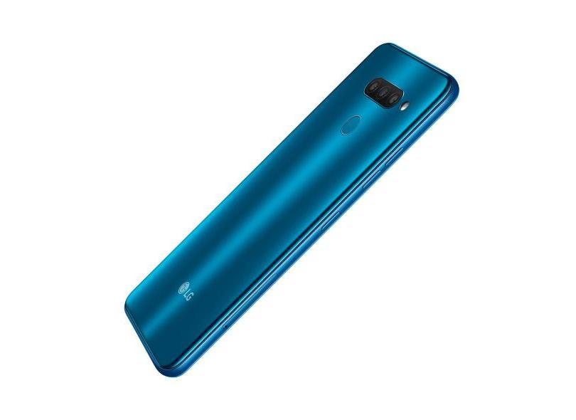 Smartphone LG K12 Prime LMX525BAW 64GB Câmera Tripla 2 Chips Android 9.0 (Pie)