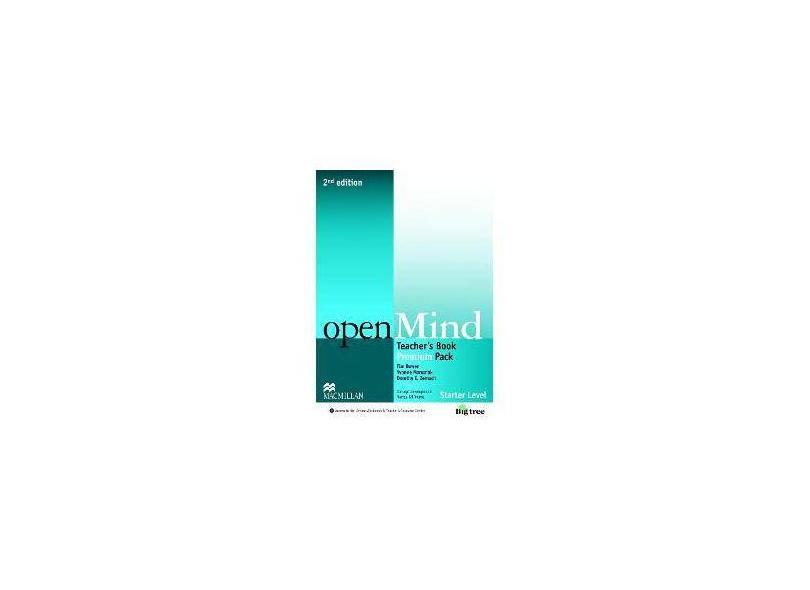 Openmind-Starter) - Mickey Rogers - 9780230469587