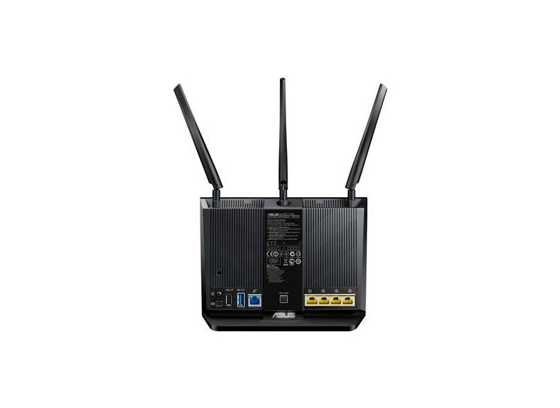 Roteador 1300 Mbps RT-AC68U - Asus