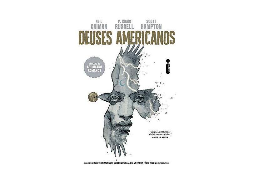 Deuses Americanos. Sombras - Volume 1 - Neil Gaiman - 9788551003060