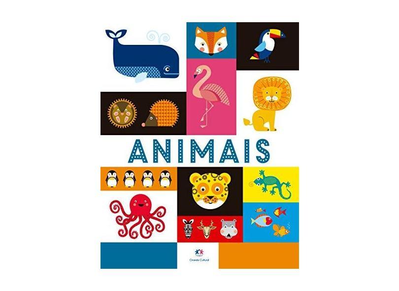 Animais - Ciranda Cultural - 9788538082330