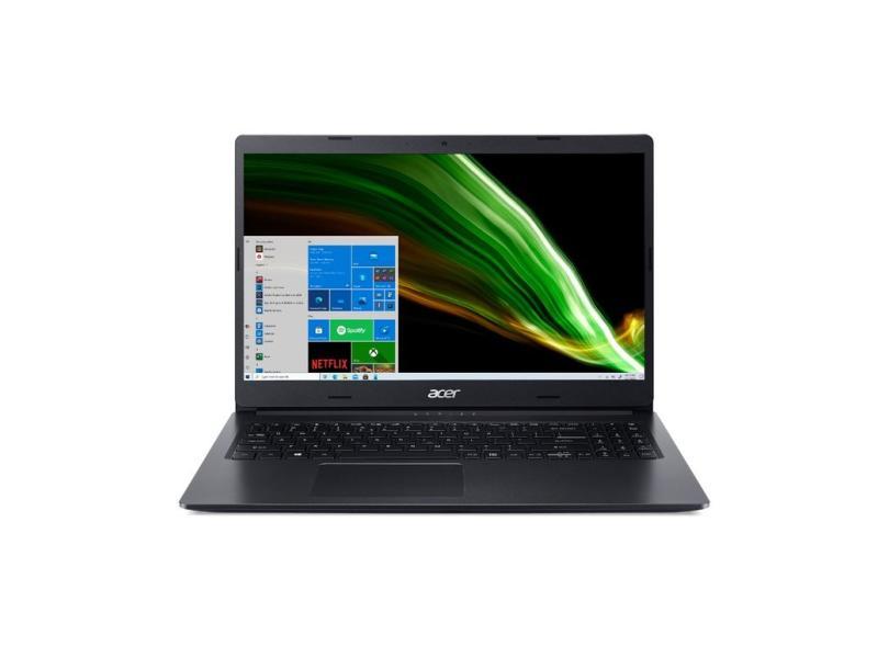 "Notebook Acer Aspire 3 AMD Ryzen 7 3700U 12 GB de RAM 512.0 GB 15.6 "" Windows 10 A315-23G-R4ZS"