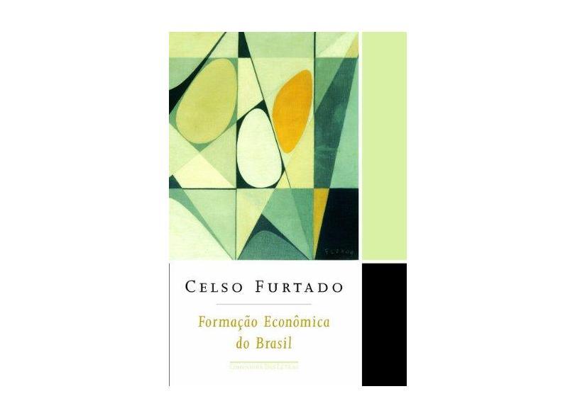 Formação Econômica do Brasil - Furtado, Celso - 9788535909524