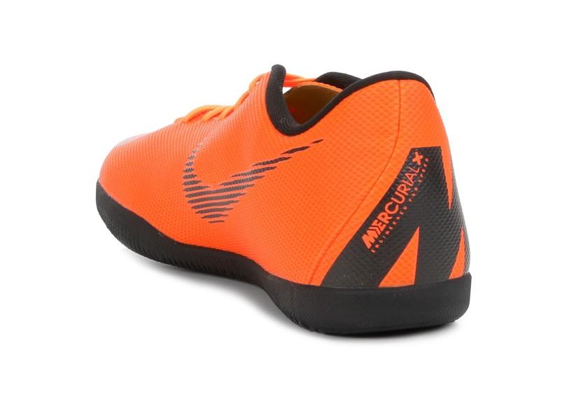 Tênis Nike Masculino Futsal Mercurialx Vapor 12 Club