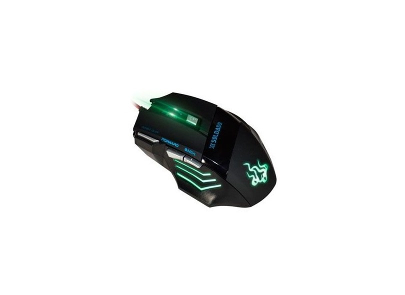 Mouse Óptico Gamer USB GM700 - Infokit