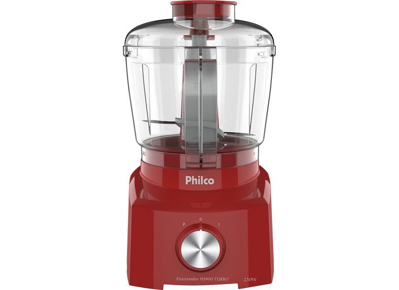 Processador de Alimentos Philco PH900 Turbo 250 W